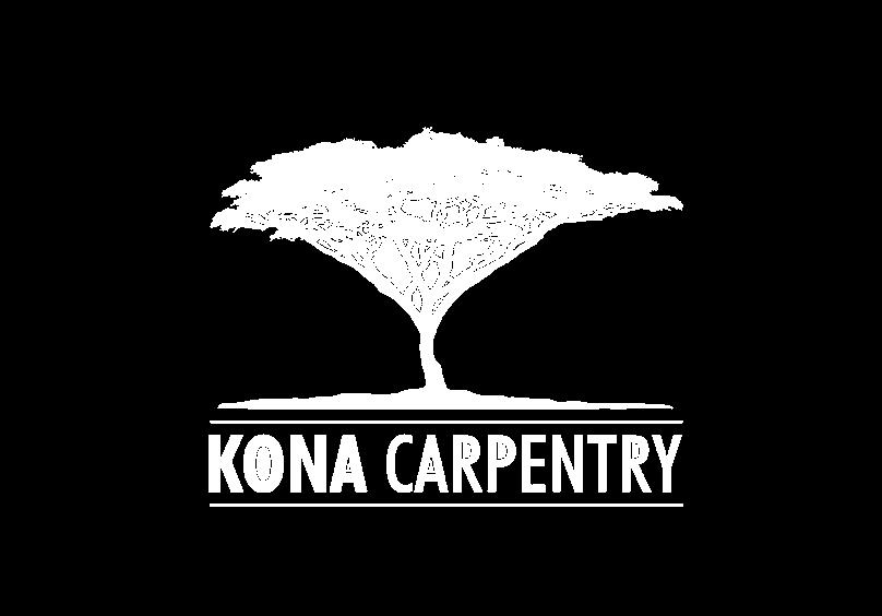 Kona Carpentry logo